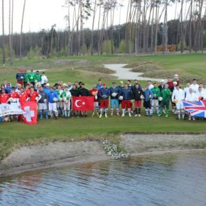 footgolf european tour